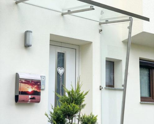 Überdachungen von Schittenhelm Metallhandwerk