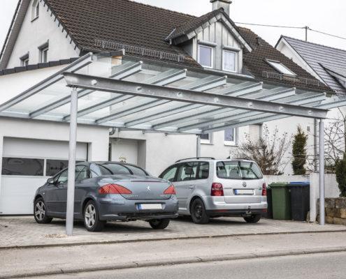 Überdachungen und Carports von Schittenhelm Metallhandwerk